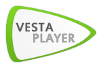 logo Vesta player webradio